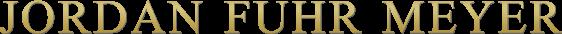 Logo Jordan Fuhr Meyer